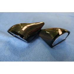 Carbon mirrors E30