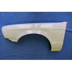 Front wing E30 LH polyester